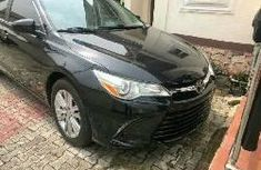 Foreign Used 2016 Black Toyota Camry for sale in Lagos