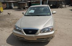 Very Clean Tokunbo Hyundai Elantra 2006 From New York
