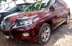 Foreign Used 2014 Lexus RX for sale
