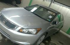 Foreign Used 2009 Silver Honda Accord for sale in Lagos