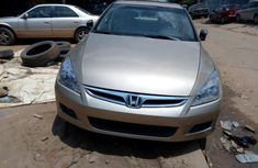 2007 Honda Accord for sale Direct Tokunbo