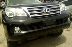 Foreign Used 2012 Silver Lexus GX for sale in Lagos.