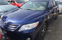 Foreign Used Toyota Camry 2008 Model Blue