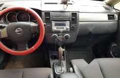 Nigeria Used Nissan Tiida 2007 Model Blue