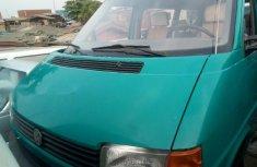 Foreign Used Volkswagen Transporter 2002 Model Green