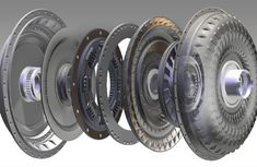 Your Automatic car is not climbing a Hill? Why not have a look at your Torque converter