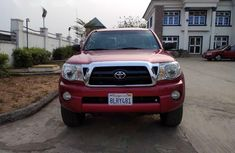 Clean Tokunbo Toyota Tacoma 2008 Model for sale