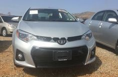 Very Clean Foreign USed Toyota Corolla 2015 Model