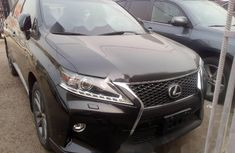Foreign Used Lexus RX 2014 Model