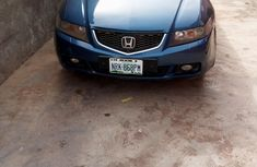 Well Maintained Naija Used 2004 Honda Accord