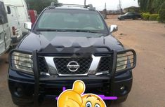 Nigeria Used Nissan Frontier 2007 Model Blue