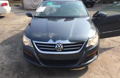 Foreign Used Volkswagen CC 2011 Model Gray