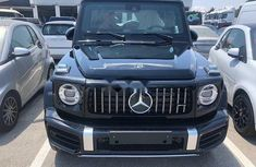 Foreign Used Mercedes-Benz G63 2019 Model Black