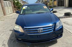 Foreign Used Toyota Avalon 2007 Model Blue