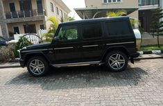 Mercedes Benz G63 AMG 2013 Model Bought Brand New Barely Used
