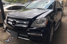 Super Clean Foreign Used Mercedes Benz GL450 2011 Model