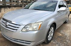 Foreign Used 2006 Silver Toyota Avalon for sale in Lagos.