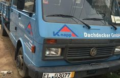 Clean Naija Used 2003 Blue Volkswagen LT for sale in Lagos.