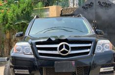 Foreign used Mercedes-Benz GLK 350  2010 Model