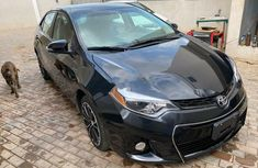 Foreign Used 2015 Toyota Corolla for sale in Abuja.