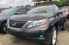 Foreign Used Lexus RX 350 2010 Model