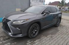 Foreign Used Lexus RX350 F sport 2018 Model