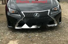 Foreign Used Lexus CT 2016 Model Black