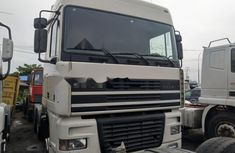 Foreign Used DAF XF 1998 Model White