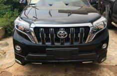 Nigeria Used Toyota Land Cruiser Prado 2016 Model Black