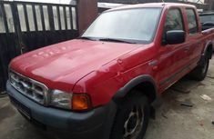 Foreign Used Ford Ranger 2000 Model Red
