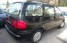 Tokunbo Volkswagen Sharan 2003 Model Black