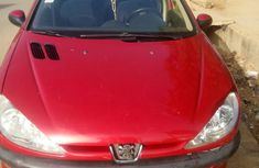 Very clean Tokunbo 2004 Model Peugeot 206 for Sale