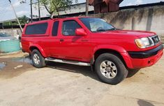 Tokunbo 2000 Model Red Nissan Frontier for sale