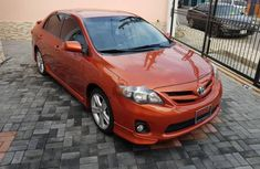 Foreign Used 2013 Other Toyota Corolla for sale in Lagos.