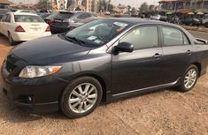 Foreign Used 2015 Toyota Corolla Sport for sale