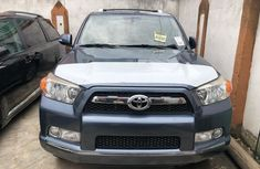 Full Option Direct Tokunbo Foreign used Toyota 4Runner 2012  Model