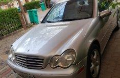 Super Clean Naija Used Benz c230 2005 Model