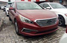 Foreign used 2016 Hyundai Sonata