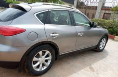 Foreign Used Infiniti FX 2008 Mode Silver