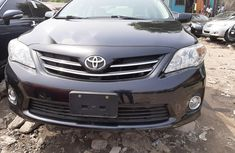 Foreign Used Toyota Corolla 2013 Model