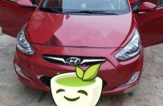 Nigeria Used Hyundai Accent 2012 Model Red