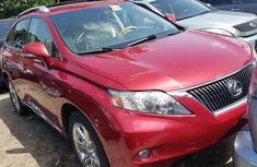 Super clean Tokunbo 2011 Lexus RX for sale