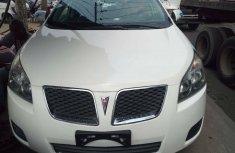 Foreign Used Pontiac Vibe 2009 Model White