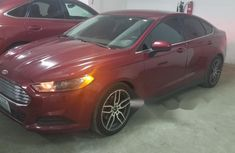 3months used Ford Fusion 2014 Model