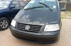 Foreign Used Volkswagen Sharan 2003 Model Black