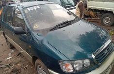 Foreign Used Toyota Picnic 2000 Model Green