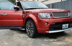 Super Clean Naija Used Land Rover Range Rover Sport 2007 Model
