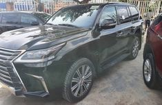 Almost Brand New Tokunbo Lexus LX570 2017 Model