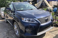 Foreign Used Lexus RX 350 2014 Model