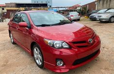 Super Clean Foreign Used Toyota Corolla 2013 Model